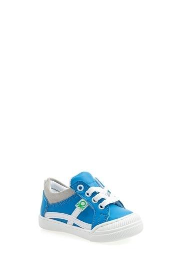 Benetton Bn1016 Çocuk Spor Ayakkabı Mavi